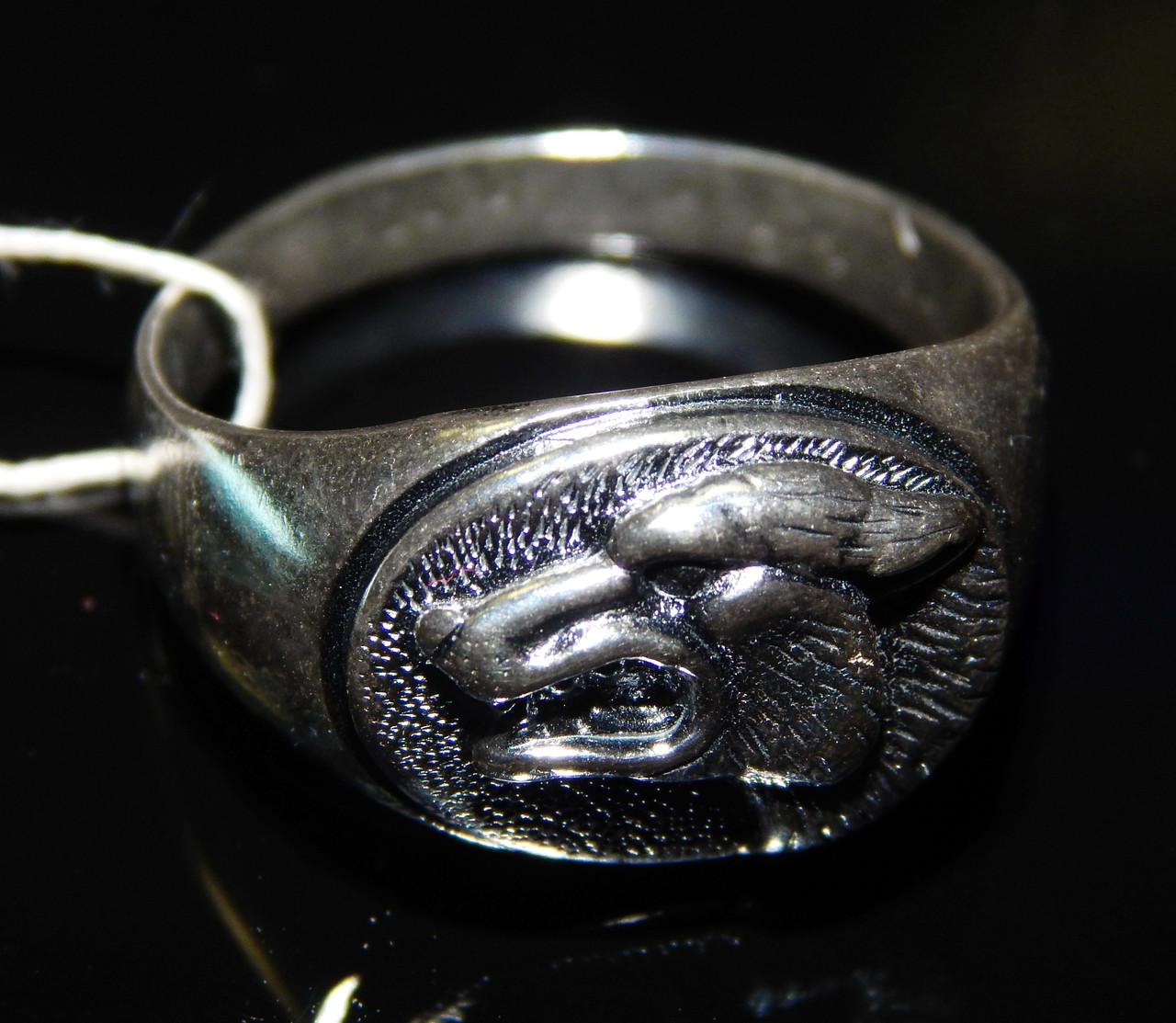 перстень с головой волка фото самом деле